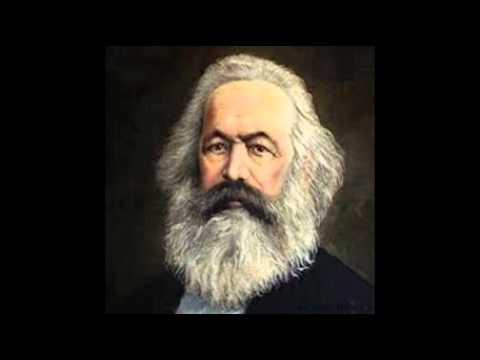Карл Маркс и Ленин с гордостью О