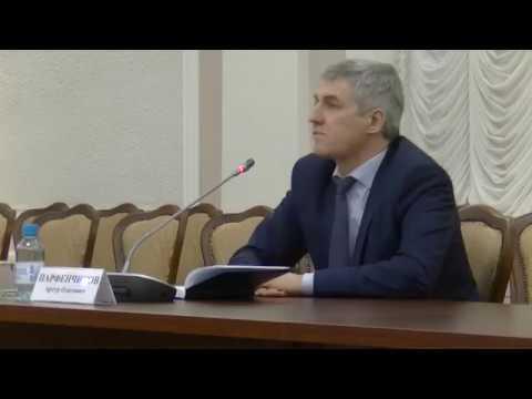 Артур Парфенчиков. Первая пресс-конференция в должности руководителя Карелии. Полная версия.