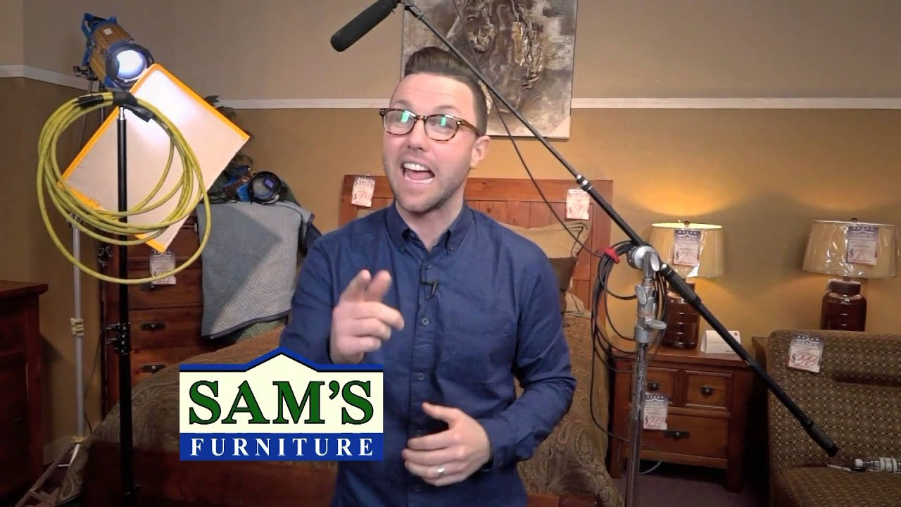 Brock Goes Solo Samu0027s Furniture Commercial