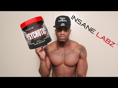 Insane Labz Psychotic Pre-Workout Review | THE HONEST TRUTH