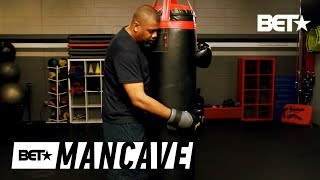 Does Tank's Workout Routine Rival Michael B Jordan's? Wakanda Body Forever!   BET's Mancave