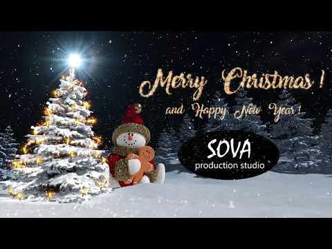 С Новым 2020 годом! Ваша SOVA Production Studio
