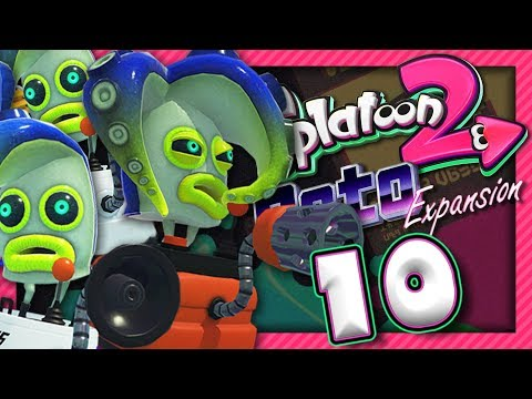 ENCHAÎNEMENT DE MONSTRES ! | SPLATOON 2 OCTO EXPANSION EPISODE 10 FR