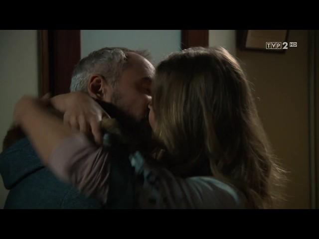 """""""M jak miłość"""" – Aniu, co się ze mną dzieje... – Scena z odc. 1364"""