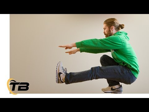 How to Pistol Squat 4 Beginner Progression Steps Tapp Brothers