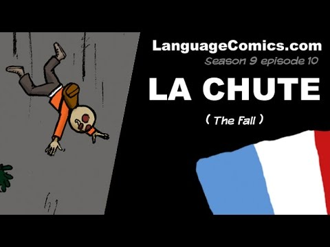 French  comic ~ S9e10 - La chute