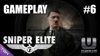 Sniper Elite V2 | Wii U Gameplay #6 | Español HD