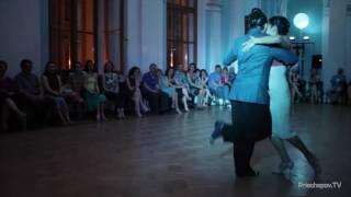 Juan Alba & Mariana Soler, 1-4, Nevskaya Milonga 24.05.2016