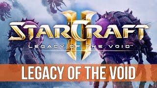 StarCraft 2 - Legacy of the Void: Ravaging with Lurkers! (Gameplay)