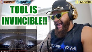 TOOL - INVINCIBLE (FEAR INOCULUM) - FIRST REACTION!