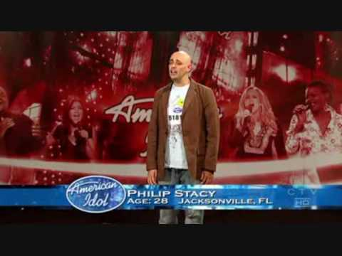 American Idol Season 6 - contestant 6 - Phil Stacey