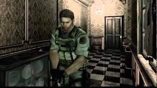 resident evil hd remastered blind playthrough #1: chris redfield - 1 / 8