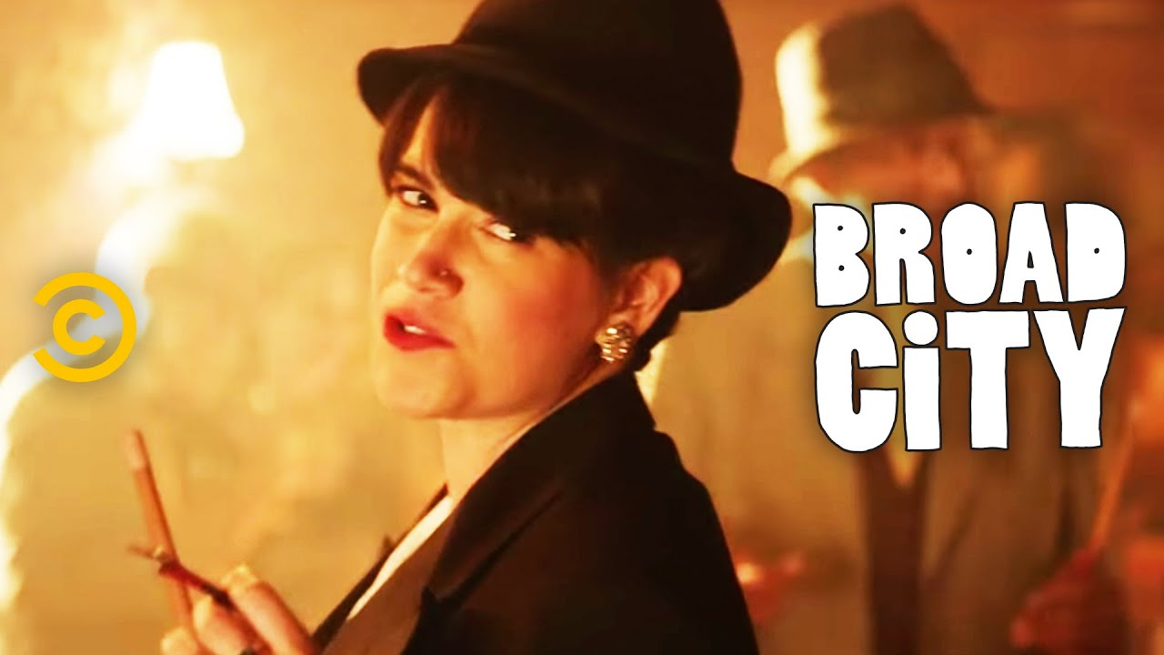 Download Broad City - A Visit From Val
