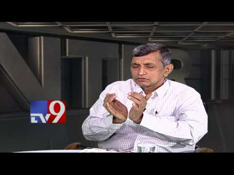 Thumbnail: Murali Krishna Encounter with Loksatta Jaya Prakash Narayana - TV9