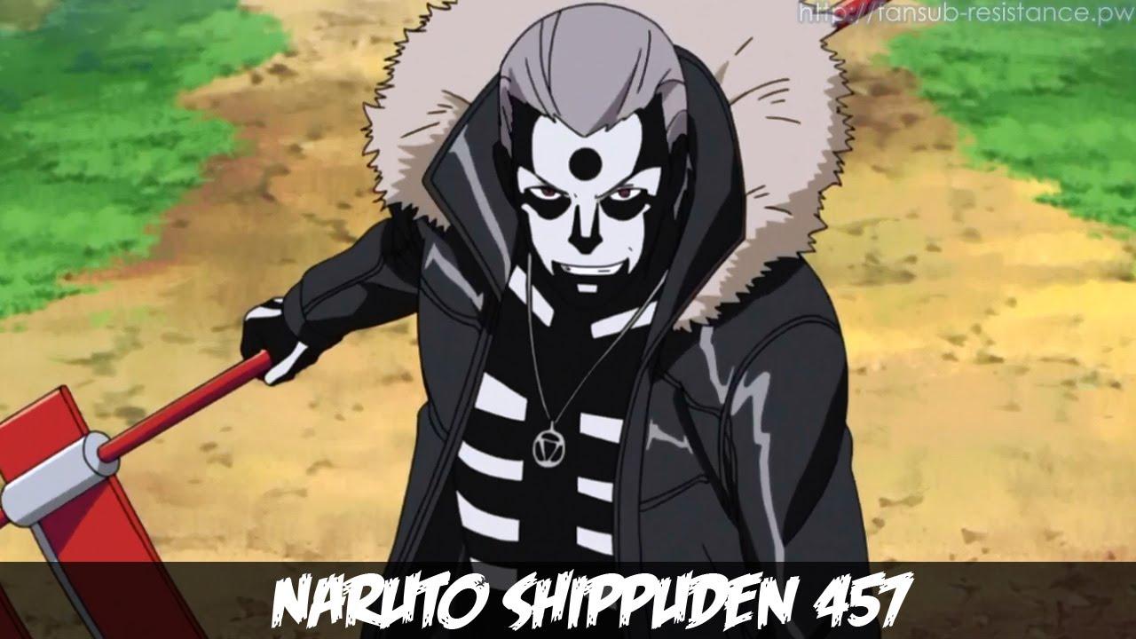 Review Naruto shippuden Episode 457