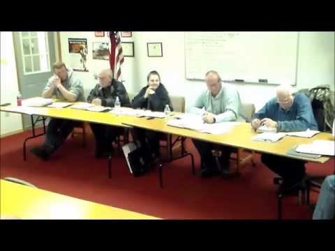 LRFD Regular Board Meeting January 14, 2015