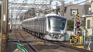 【上り一番列車】小田急5000形営業運転開始 快速急行新宿行き