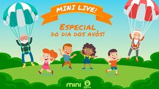 MINI LIVE IPNONLINE Episódio 32: Especial do dia dos Avós (Lic. Davi Medeiros) - 23/07/2020