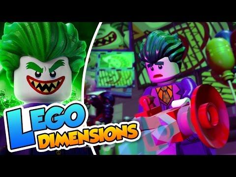 ¡La zona Fantasma!   05   Batman Movie Story Pack (Lego Dimensions) con @Naishys