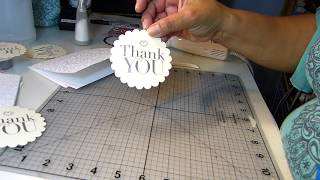 Mass Produced Thank You Cards