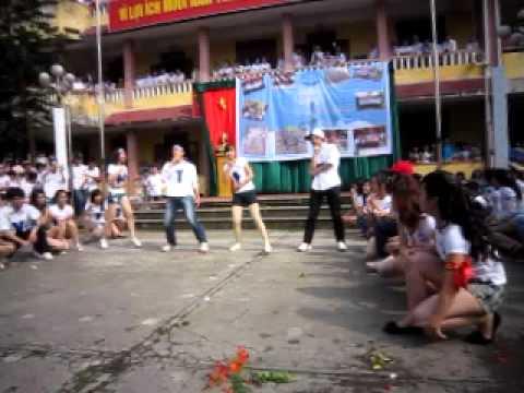 Low Dance - Chuyên Thái Bình (08 -11)