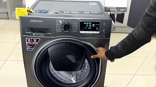 samsung front load washing machine demo | front load washing machine demo | front load washer