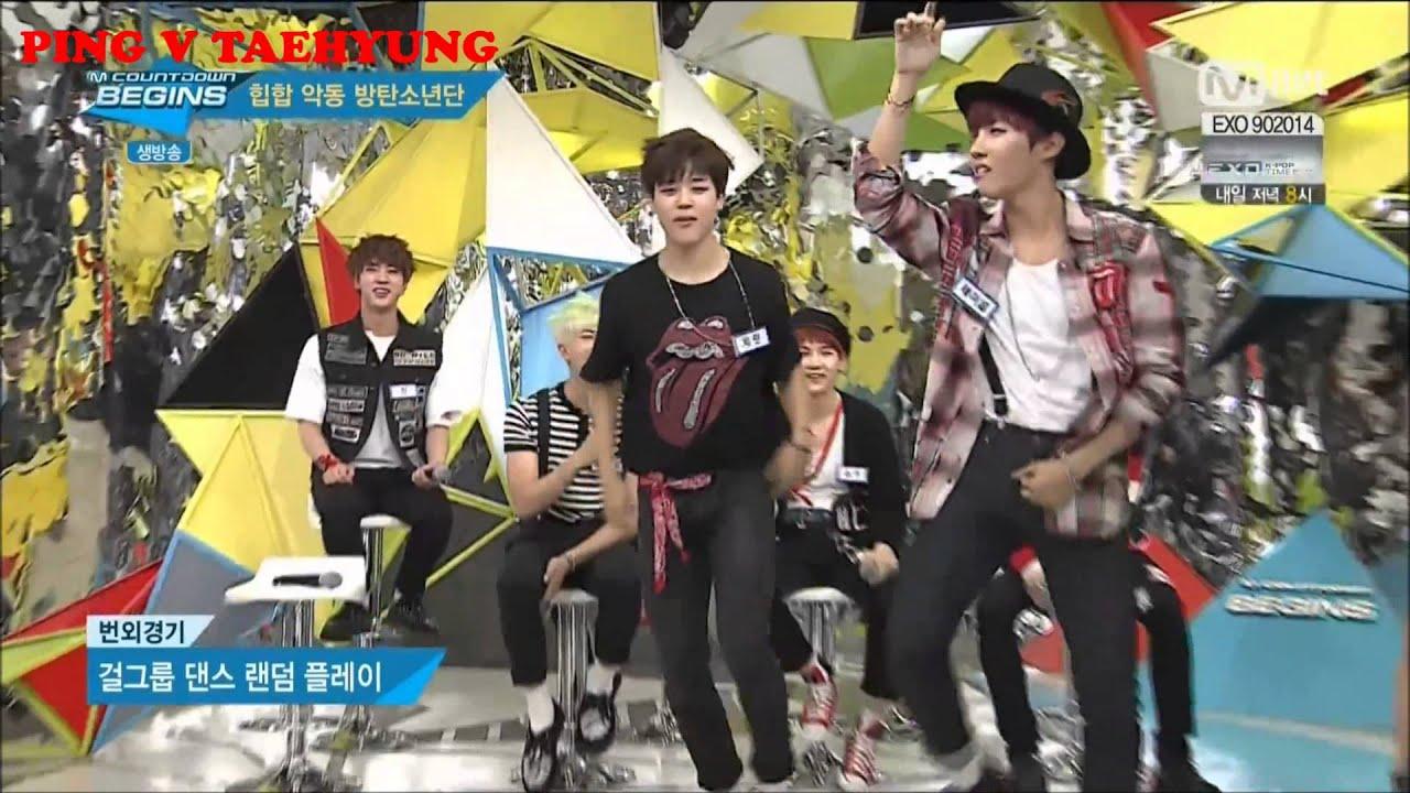 141023 BTS Dance Girl group