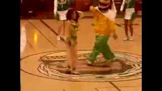 Coachella Valleh High School - Genie Dance Basketball Game