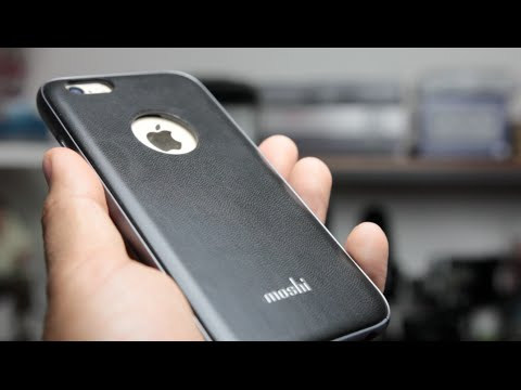 save off 1f451 af89d Vegan Leather! Moshi Napa Case - iPhone 6 & 6S | Review