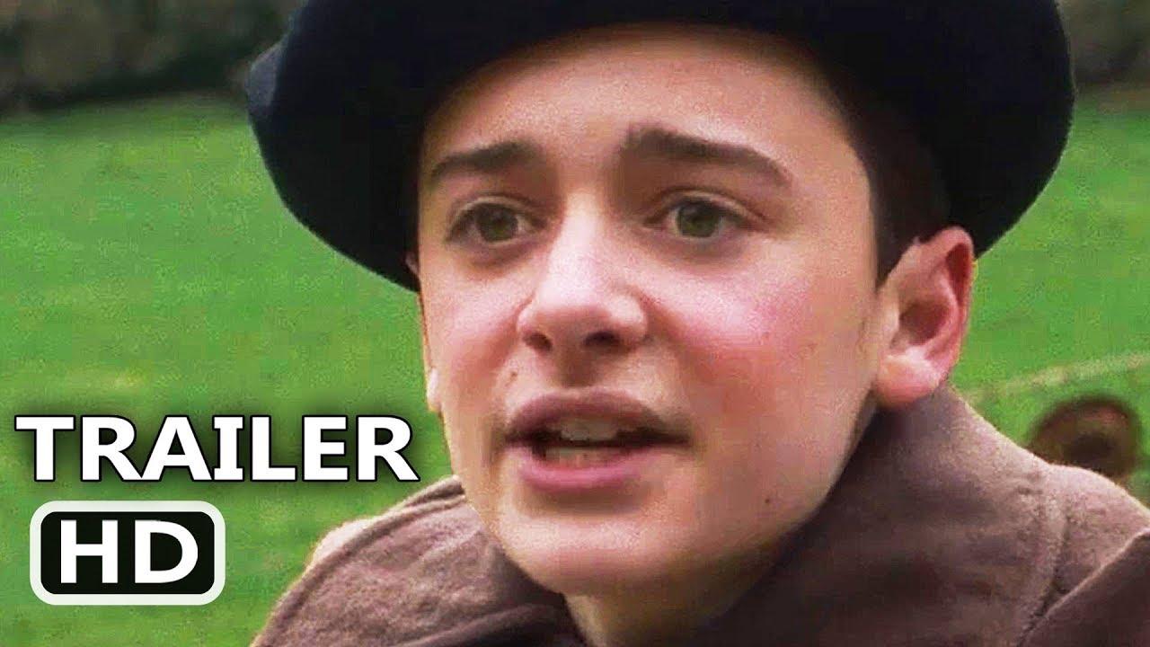 WAITING FOR ANYA Trailer (2020) Noah Schnapp, Jean Reno Movie