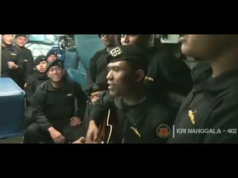 Indonesian Missing Sub Marine Crew The Last Song // KRI Nanggala lagu terakhir Sampai Jumpa