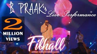 FILHALL | Akshay Kumar Ft Nupur Sanon | BPraak | Jaani| Arvindr Kha| Live Performanceira | Ammy Virk