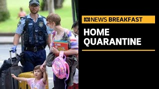 Prime Minister considers home quarantine for international arrivals from 'safe' countries | ABC News