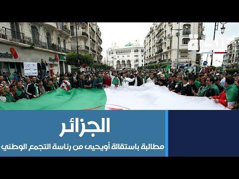 #الجزائر - مطالبة باستقالة أويحيى من رئاسة التجمع الوطني