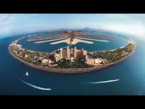 Going to Atlantis Dubai palm island (Dubai City tour)