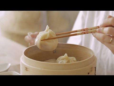 도전! 샤오롱바오 : Xiao-long-bao (Steamed Soup Dumplings) | Honeykki 꿀키
