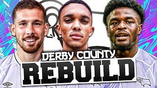 REBUILDING DERBY COUNTY!!! FÏFA 21 Career Mode
