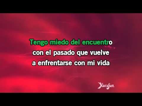 Karaoke Volver - Estrella Morente *