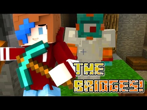 MINECRAFT MONDAY EP173 | THE BRIDGES | RADIOJH GAMES & MICROGUARDIAN