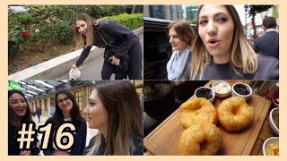 ALMANCA KANAL MI AÇSAM YA BEN   Günlük Vlog 16