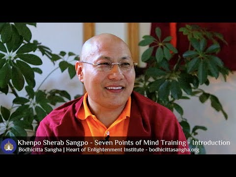 Seven Points of Mind Training - Introduction