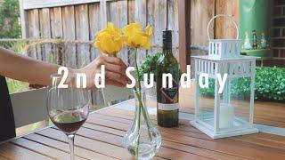 2nd Sunday | 날씨 좋은 날 뒷마당에서 즐기는…