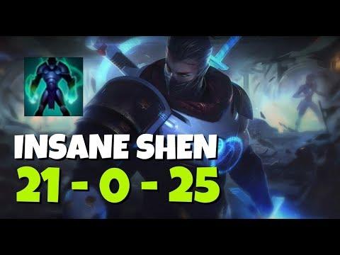 BEST SHEN GAME EVER! Shen Top vs Mundo! League of Legends