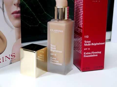 maquillaje clarins teint multi regenerant