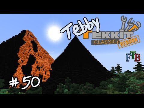 Tebby Tekkit - E50 (Trash Cans Are A Thing?)