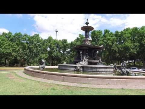 Parque San Martin y Alrededores Mendoza Argentina