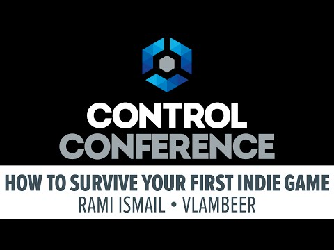 Rami Ismail to indie startups: You Don't Stand a Chance - Control Conference 2015