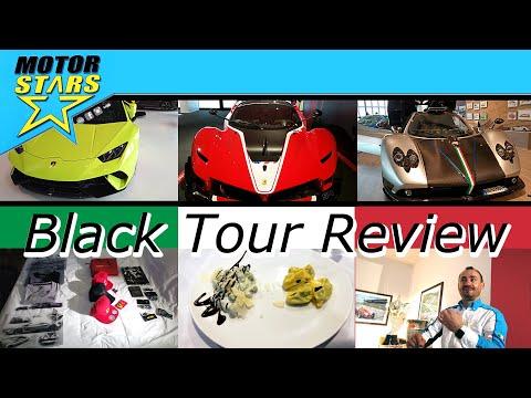 Lamborghini, Ferrari & Pagani + Supercar tours | Travel insider review: MotorStars Italian car tours
