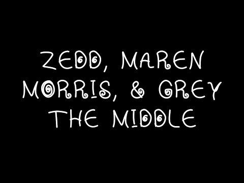 Cover Lagu Zedd, Maren Morris, & Grey - The Middle Lyrics STAFABAND