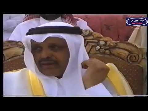 الجزء الأول من حفل تكريم الشيخ/ علي بن سليمان الشهري من قبل أهالي تنومة عام 1426